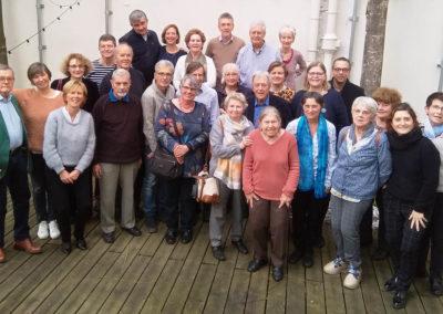 repas Action Parkinson 2019 au 65 degres